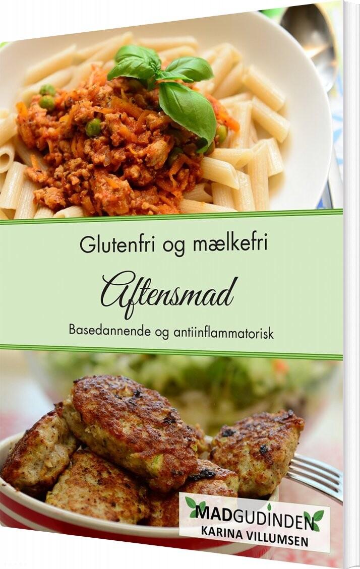 Image of   Aftensmad - Karina Villumsen - Bog