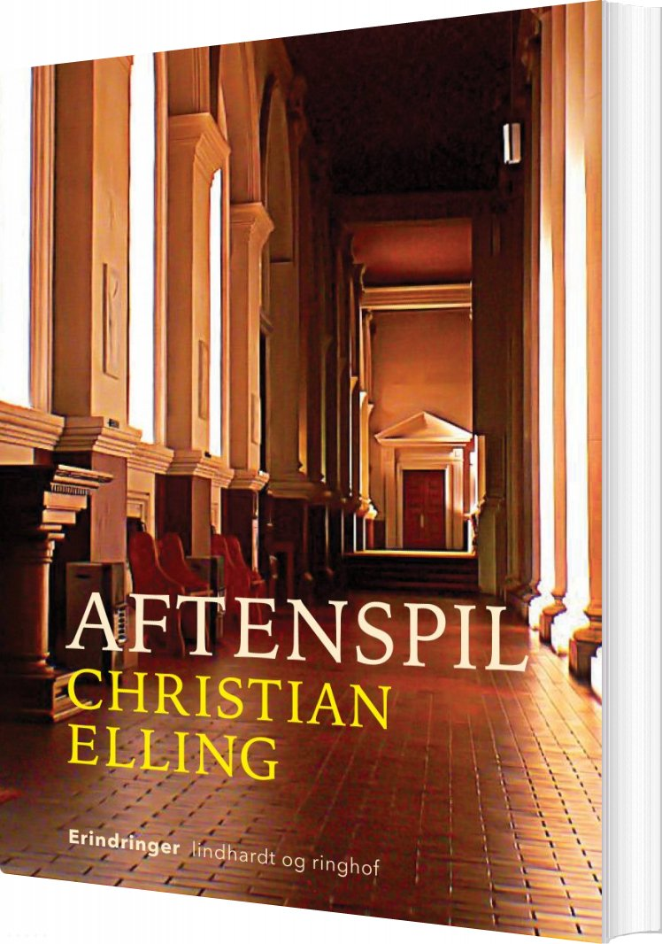 Image of   Aftenspil - Christian Elling - Bog