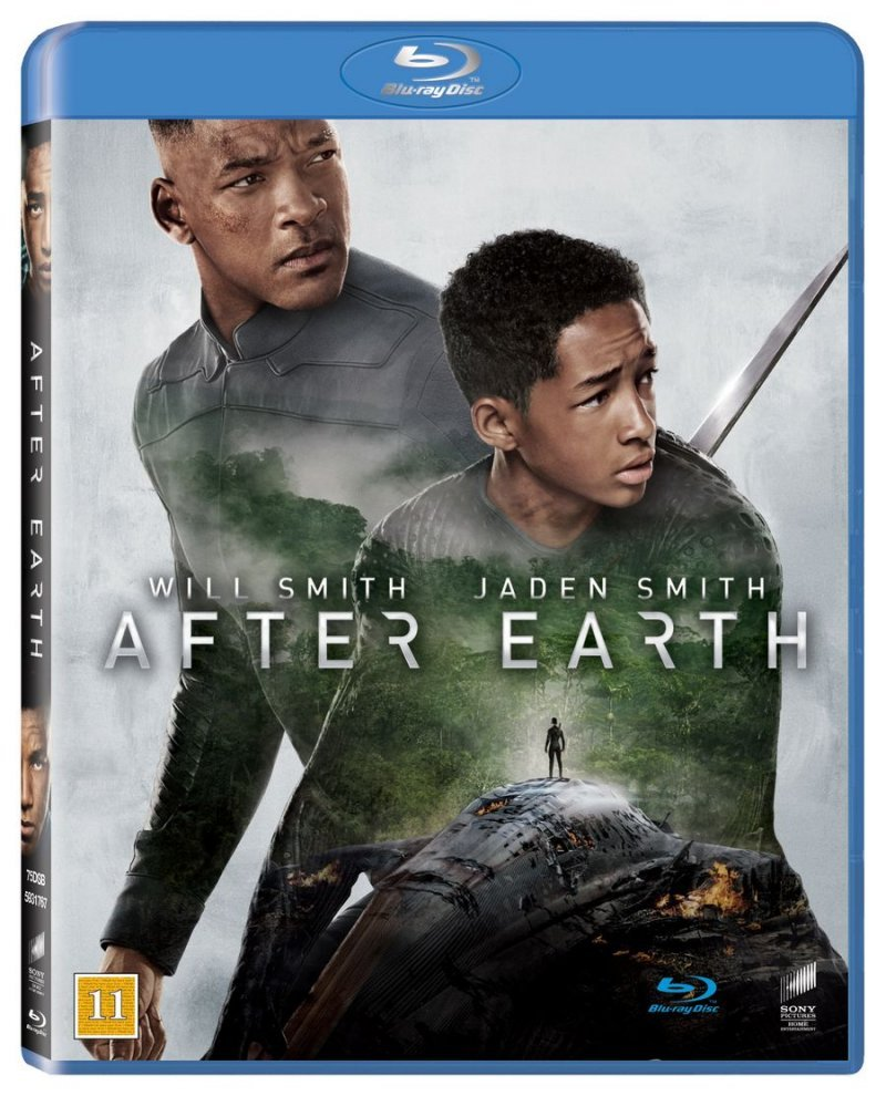 Image of   After Earth - Blu-Ray