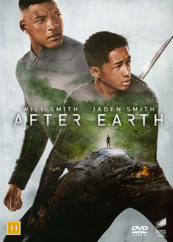 Image of   After Earth - DVD - Film