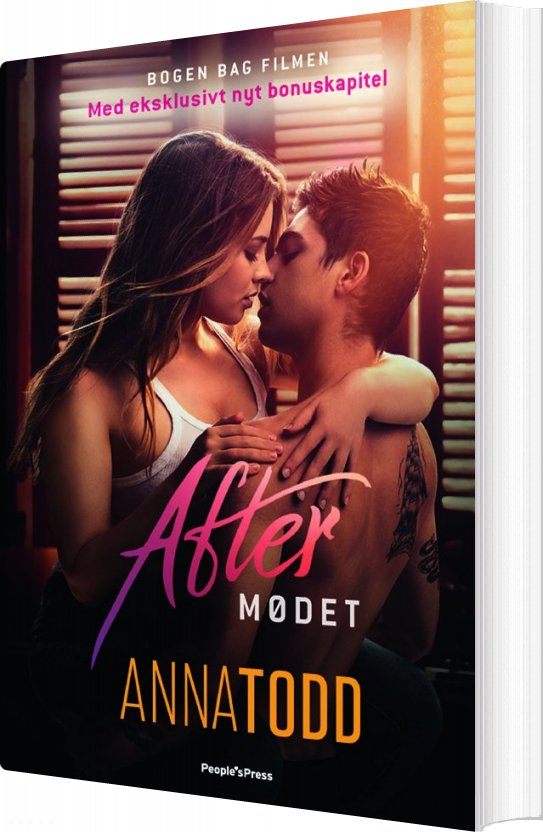 Billede af After Serien Bind 1: Mødet - Anna Todd - Bog