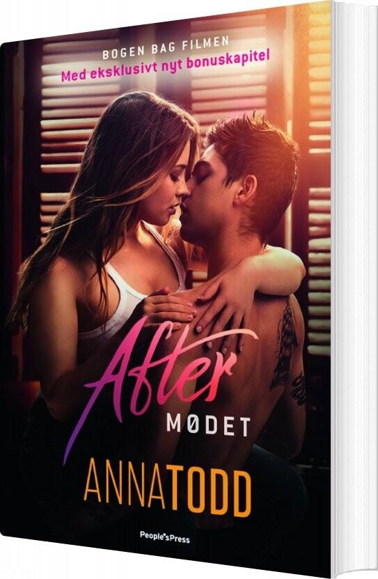 Image of   After Serien Bind 1: Mødet - Anna Todd - Bog
