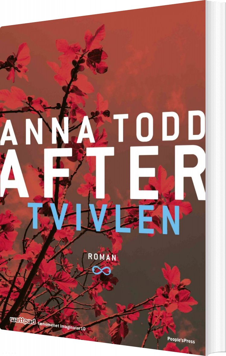 Image of   After Serien Bind 2: Tvivlen - Anna Todd - Bog