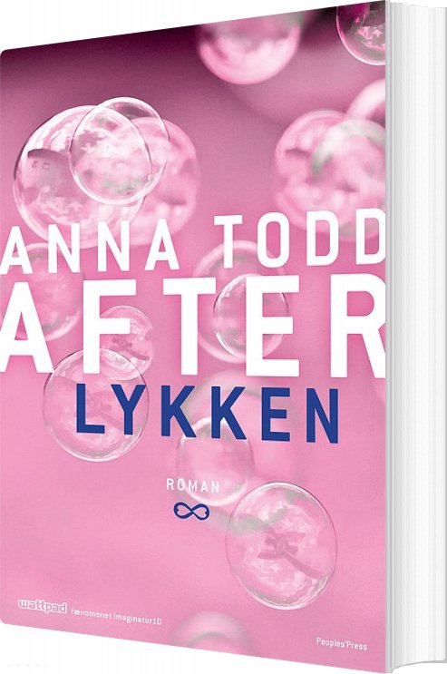 Image of   After Serien Bind 4: Lykken - Anna Todd - Bog