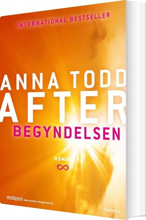 Image of   After Serien Bind 5: Begyndelsen - Anna Todd - Bog