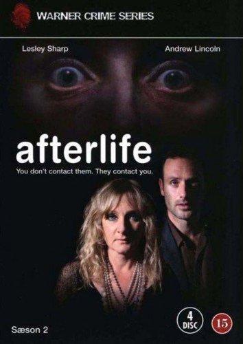 Image of   Afterlife - Sæson 2 - DVD - Tv-serie