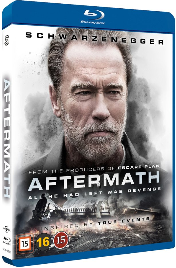 Image of   Aftermath - Blu-Ray
