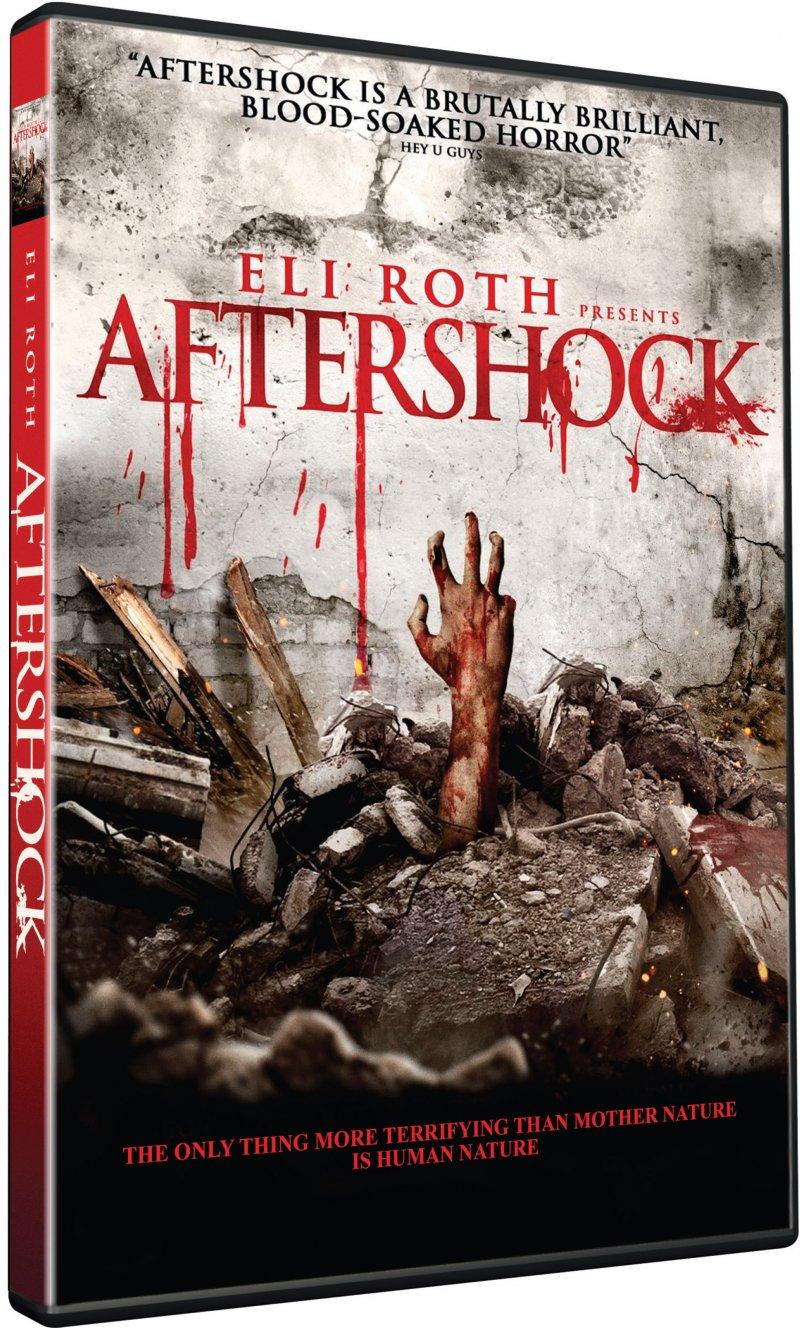 Image of   Aftershock - DVD - Film
