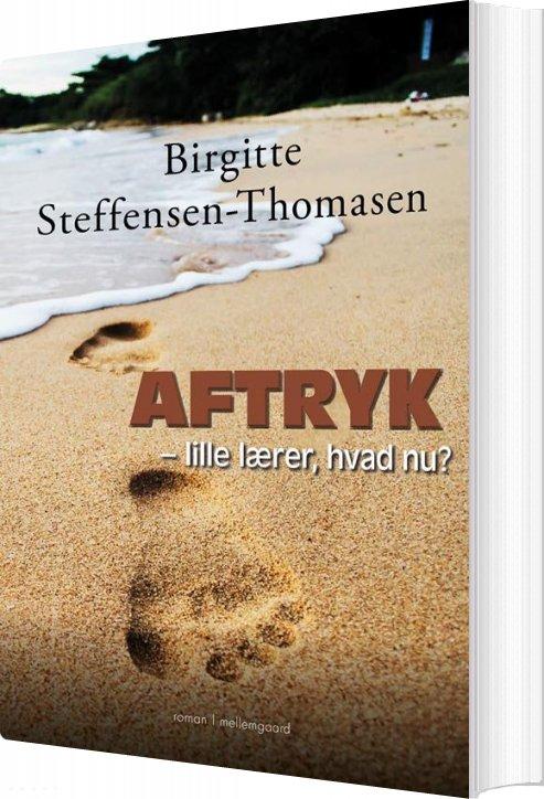 Image of   Aftryk - Birgitte Steffensen-thomasen - Bog