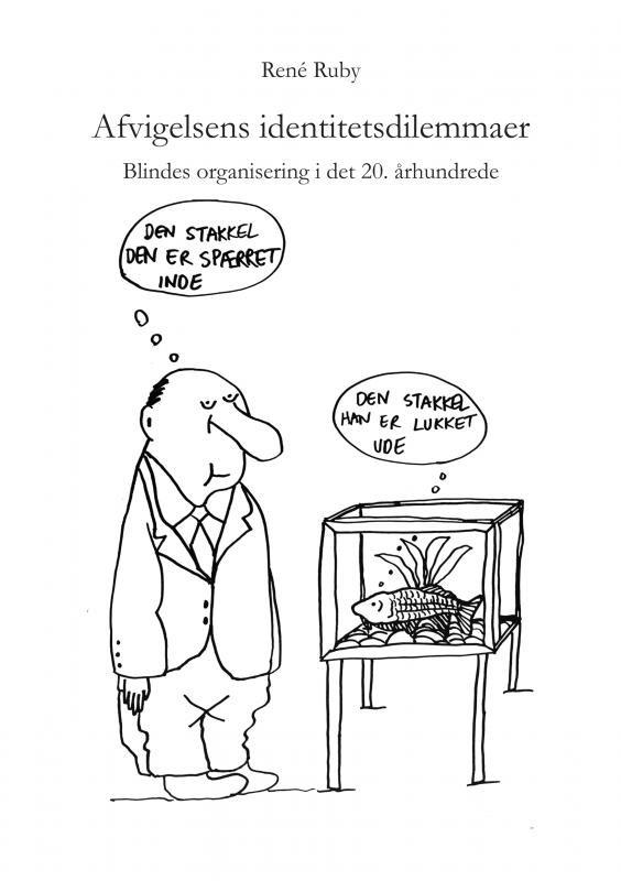 Image of   Afvigelsens Identitetsdilemmaer - René Ruby - Bog
