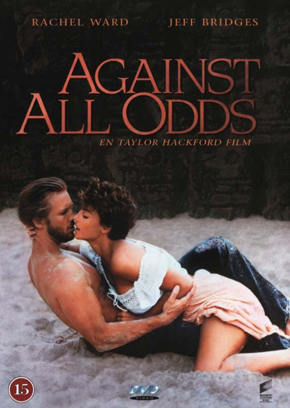 Image of   Against All Odds / Farlig Impulse - DVD - Film