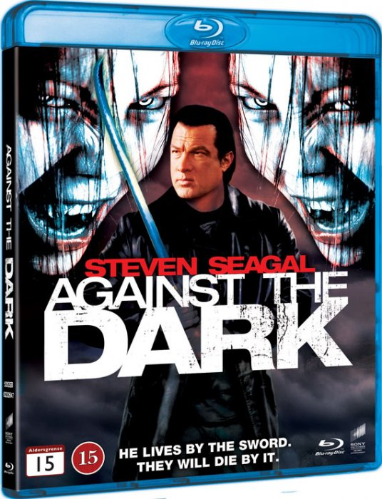 Image of   Against The Dark - Blu-Ray