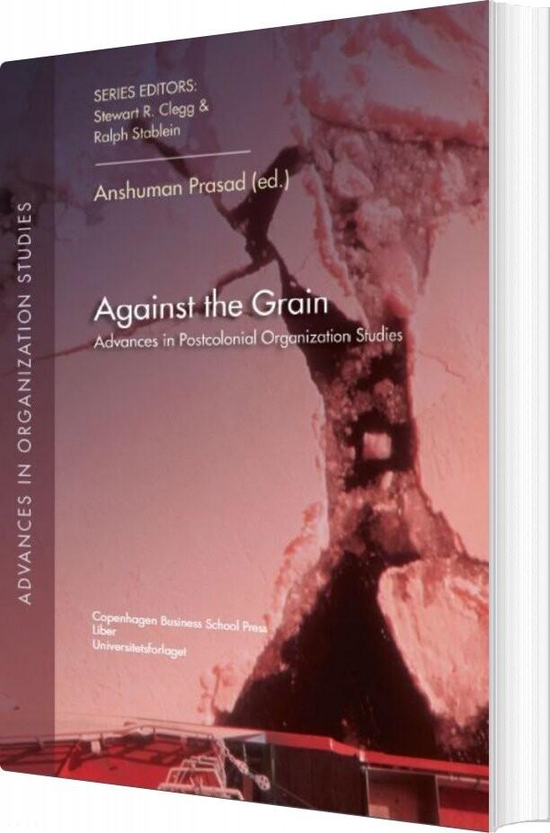 Billede af Against The Grain - Anshuman Prasad - Bog