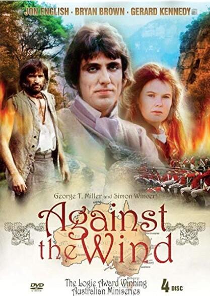 Image of   Against The Wind / Mod Vinden - Miniserie - DVD - Tv-serie
