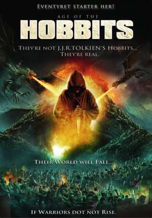 Image of   Age Of The Hobbits - DVD - Film