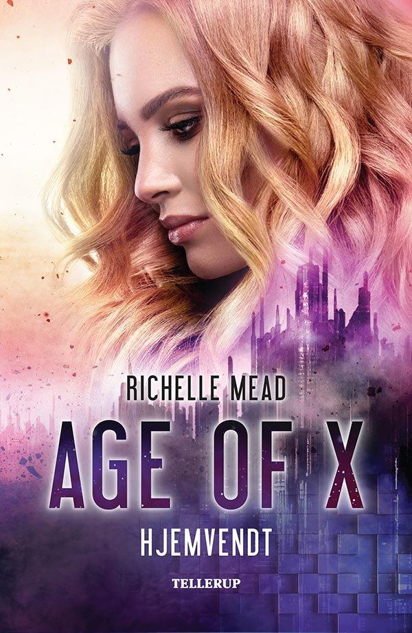 Billede af Age Of X #1: Hjemvendt - Richelle Mead - Bog