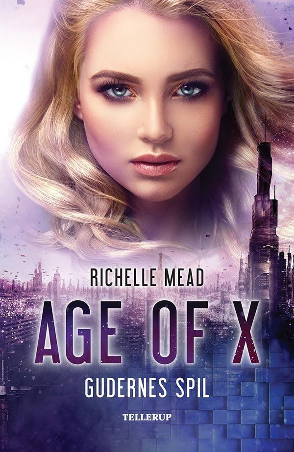 Billede af Age Of X #3: Gudernes Spil - Richelle Mead - Bog