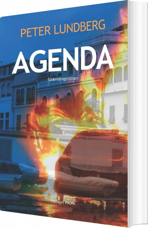 Image of   Agenda - Peter Lundberg - Bog