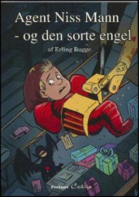 Image of   Agent Niss Mann - Og Den Sorte Engel - Erling Bugge - Bog