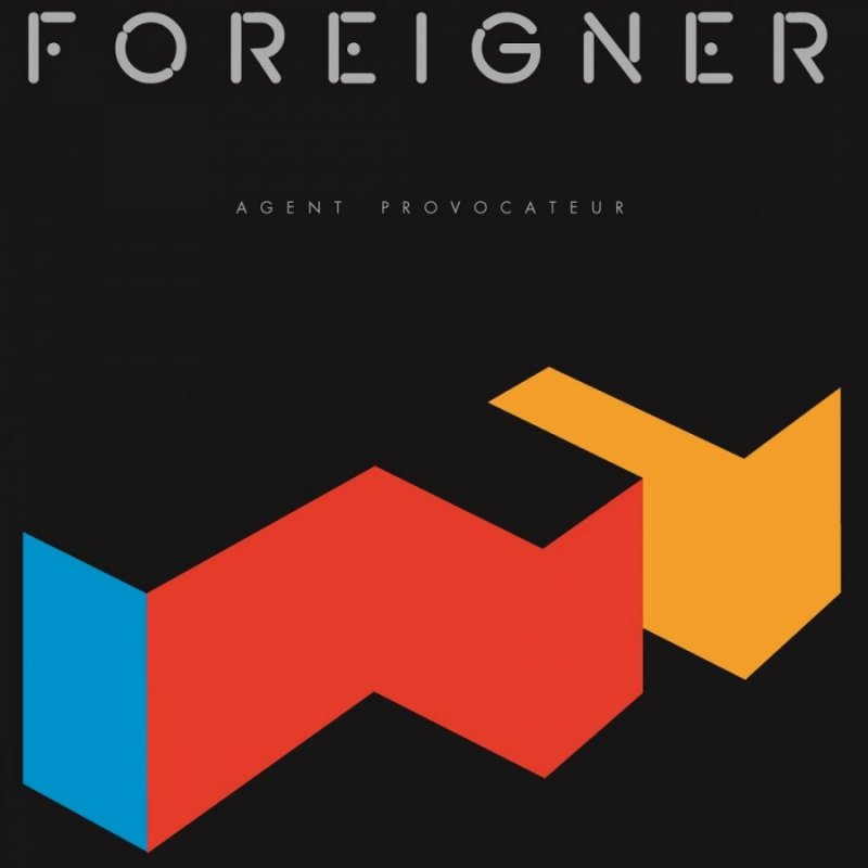 Image of   Foreigner - Agent Provocateur - Vinyl / LP