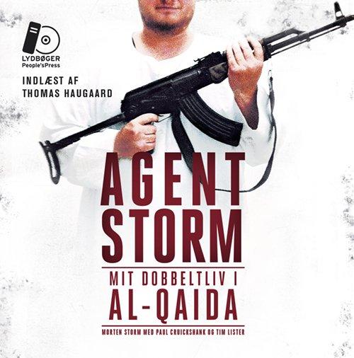 Image of   Agent Storm - Morten Storm - Cd Lydbog
