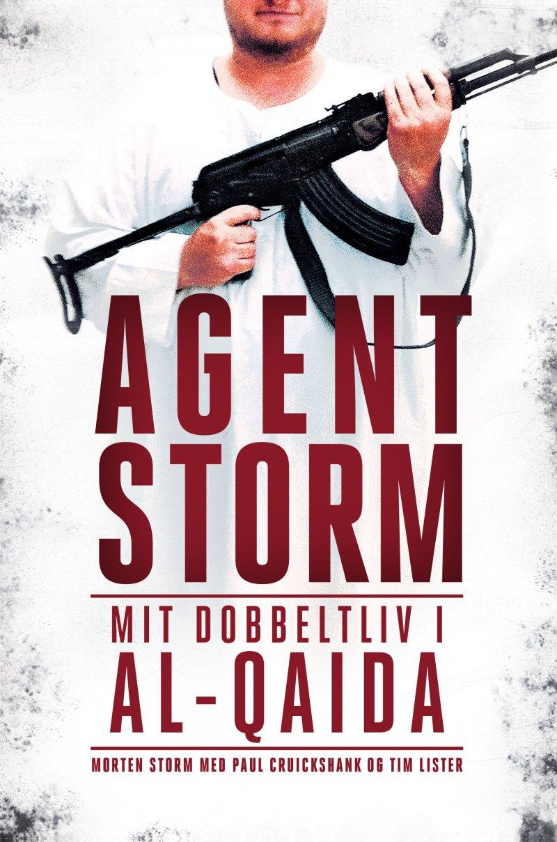 Image of   Agent Storm - Tim Lister - Bog