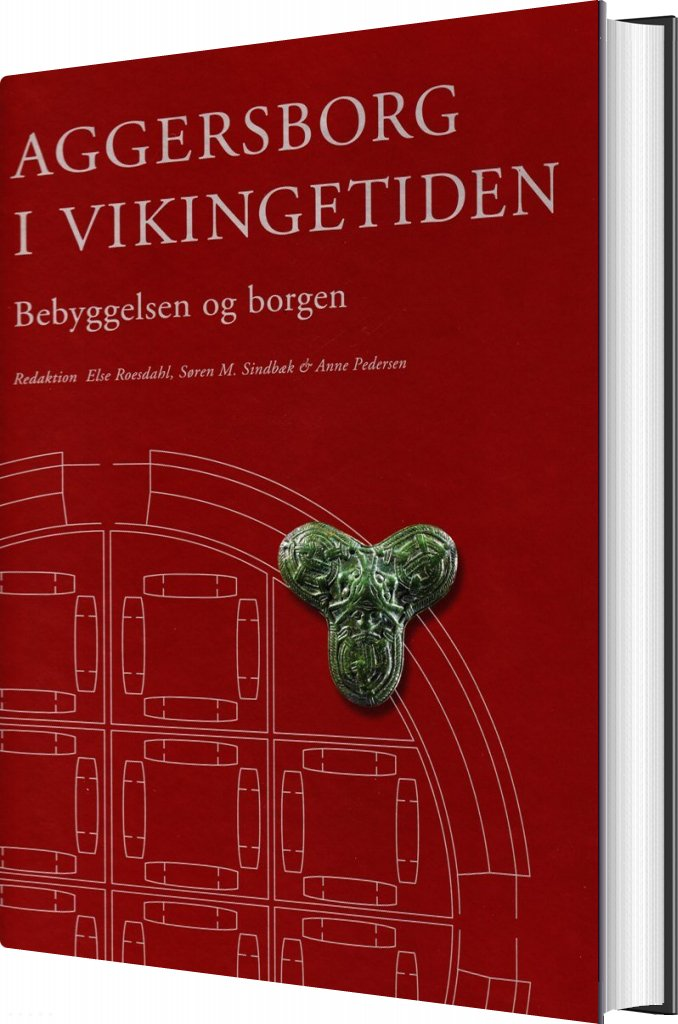 Image of   Aggersborg I Vikingetiden - Anne Pedersen - Bog