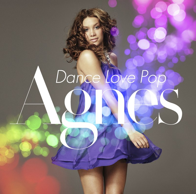 Image of   Agnes - Dance Love Pop - CD