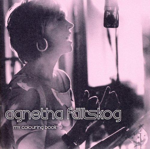 Image of   Agnetha Fältskog - My Colouring Book - CD