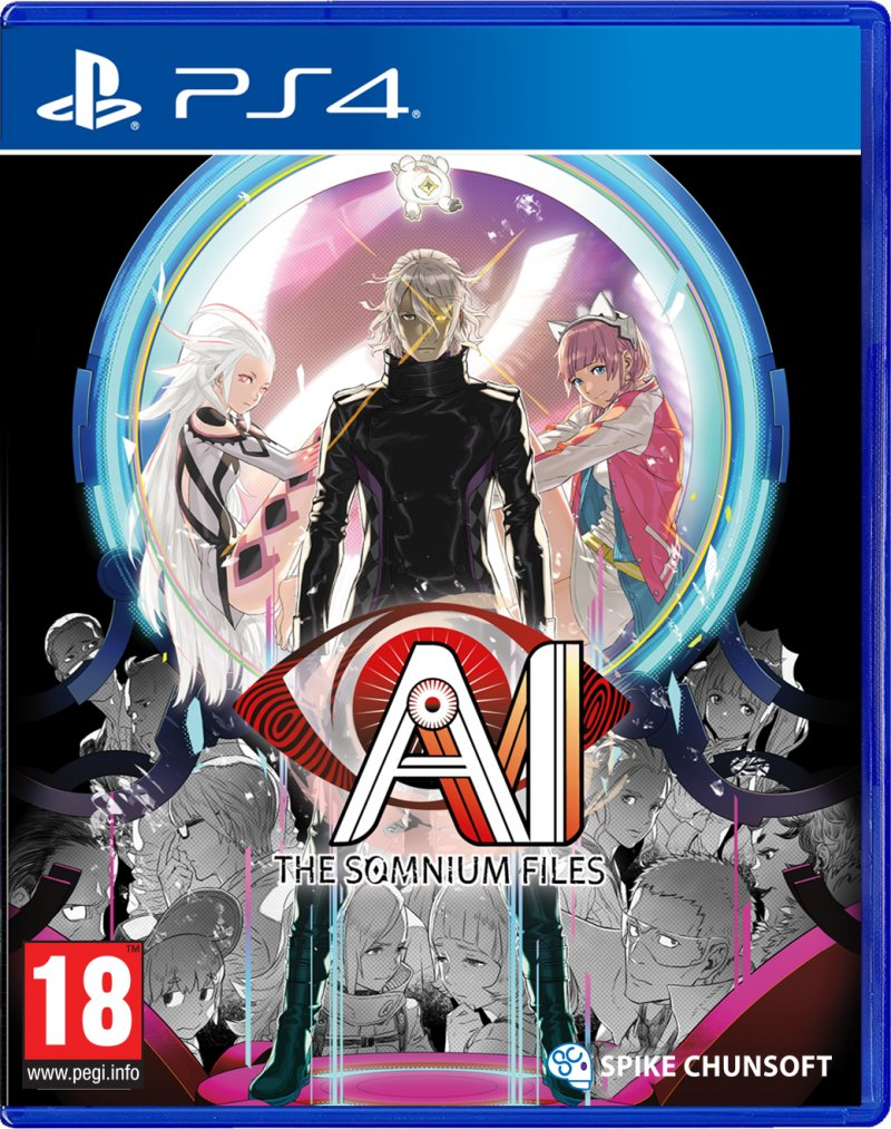 Image of   Ai: The Somnium Files - PS4