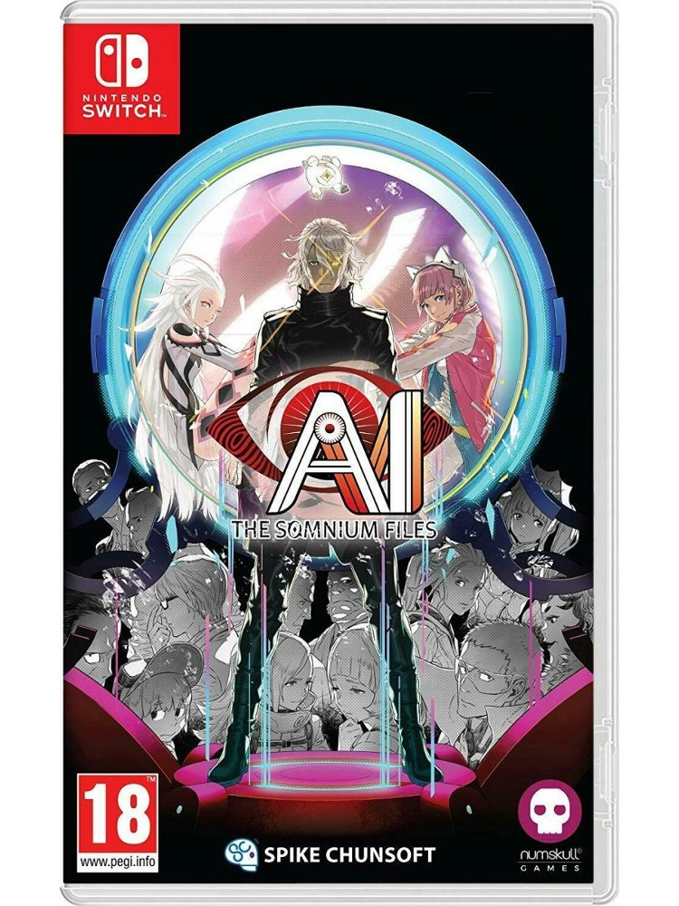 Image of   Ai: The Somnium Files - Nintendo Switch