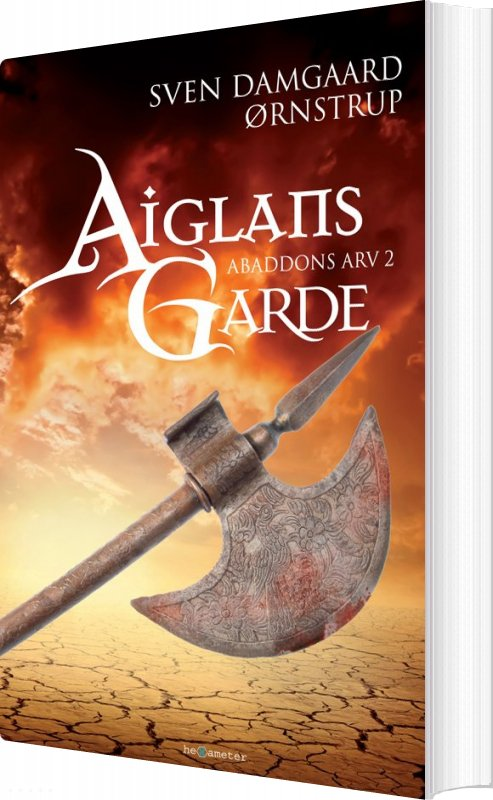 Billede af Aiglans Garde - Sven Damgaard ørnstrup - Bog