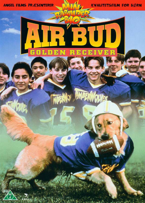 Image of   Air Bud: Golden Receiver - DVD - Film