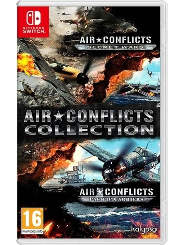 Image of   Air Conflicts: Double Pack - Nintendo Switch