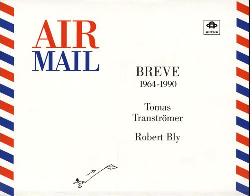 Image of   Air Mail - Tomas Tranströmer - Bog