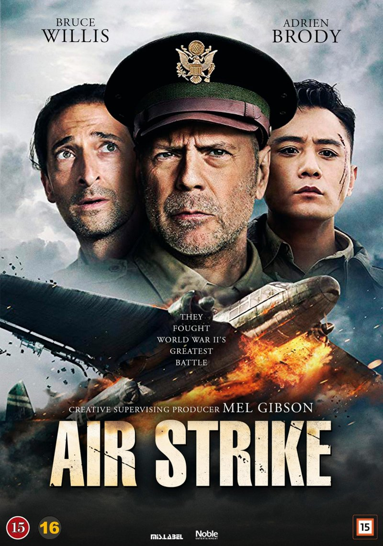 Image of   Air Strike - DVD - Film
