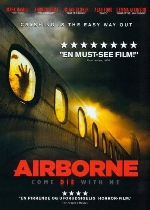 Image of   Airborne - DVD - Film