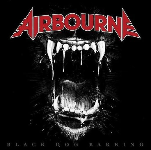 Image of   Airbourne - Black Dog Barking - CD