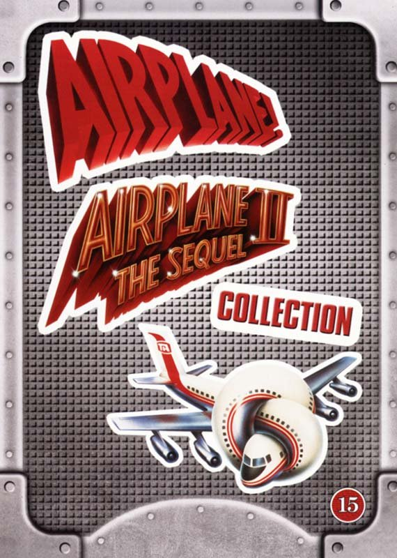 Image of   Airplane // Airplane 2 - DVD - Film