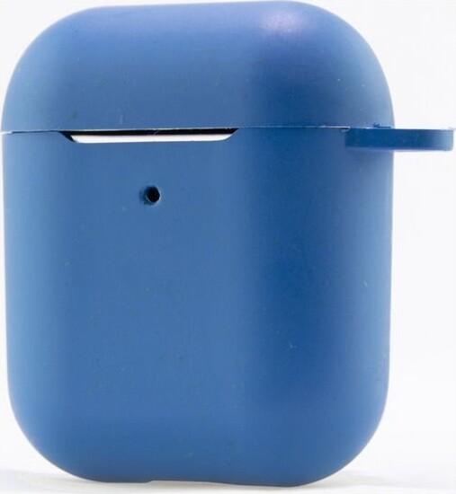 Image of   Airpod Case Cover - Miljøvenligt Etui I Hvede - Blå