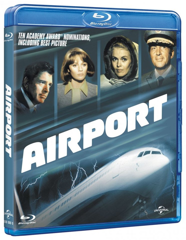 Image of   Airport - Blu-Ray