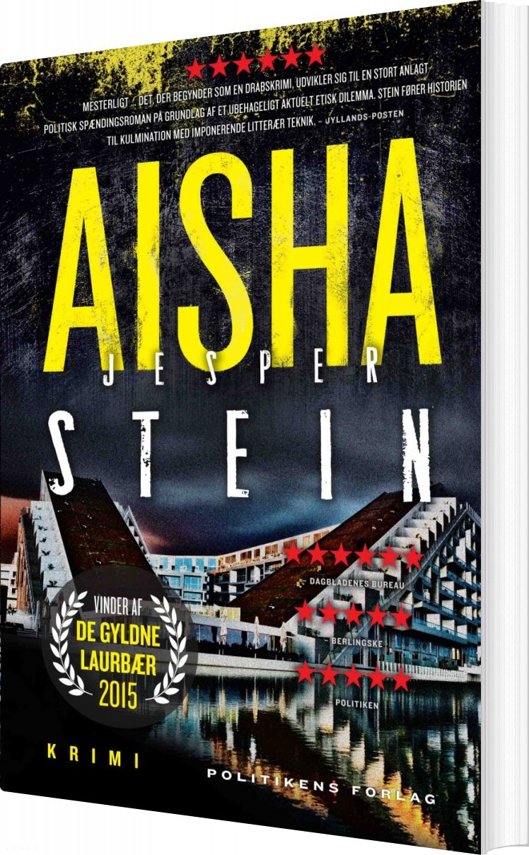 Image of   Aisha - Jesper Stein - Bog
