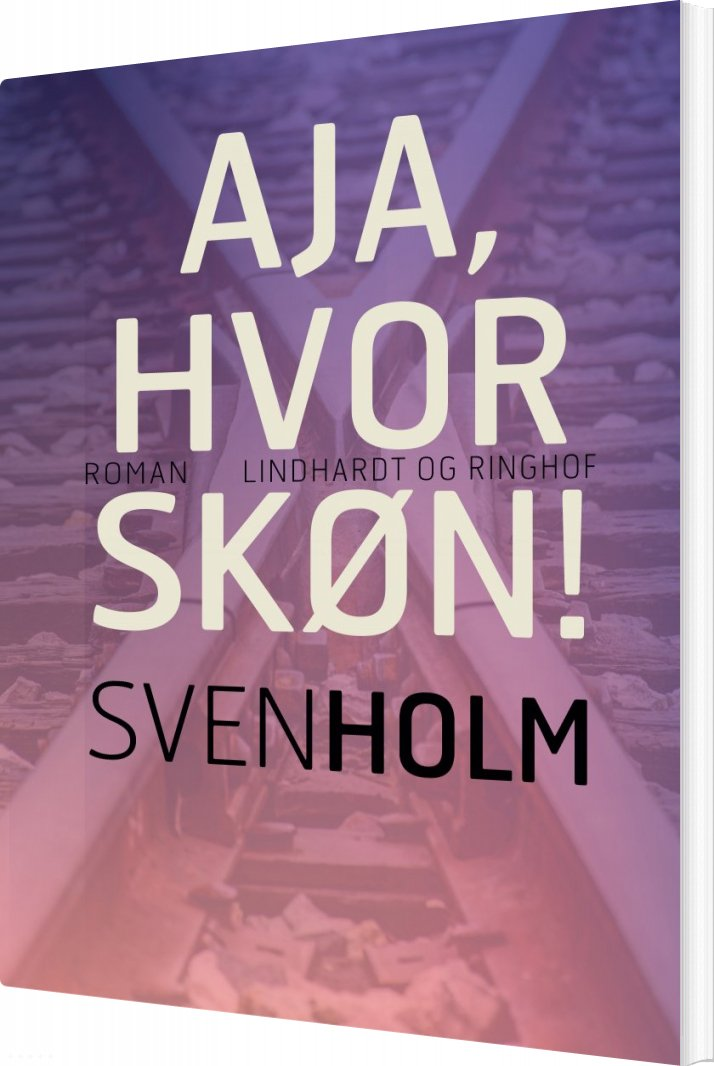 Billede af Aja, Hvor Skøn! - Sven Holm - Bog