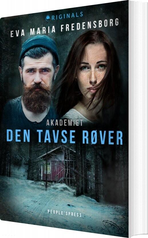 Image of   Akademiet 1 - Den Tavse Røver - Eva Maria Fredensborg - Bog