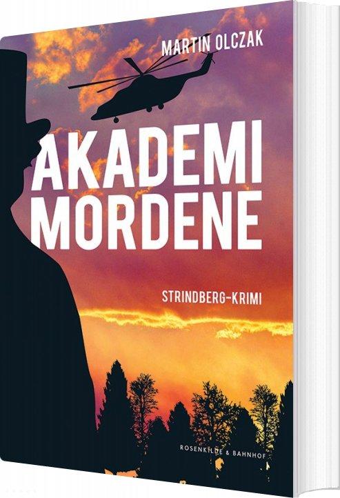 Image of   Akademimordene - Martin Olczak - Bog