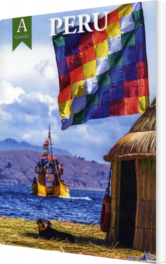 Image of   Akademisk Rejseguide Peru - Jesper Petersen - Bog
