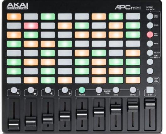 Image of   Akai Apc Mini Usb Ableton Live Controller