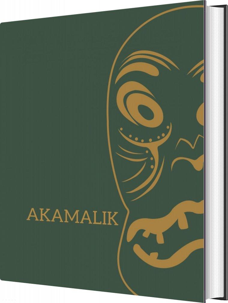 Billede af Akamalik - Malik Høegh - Bog