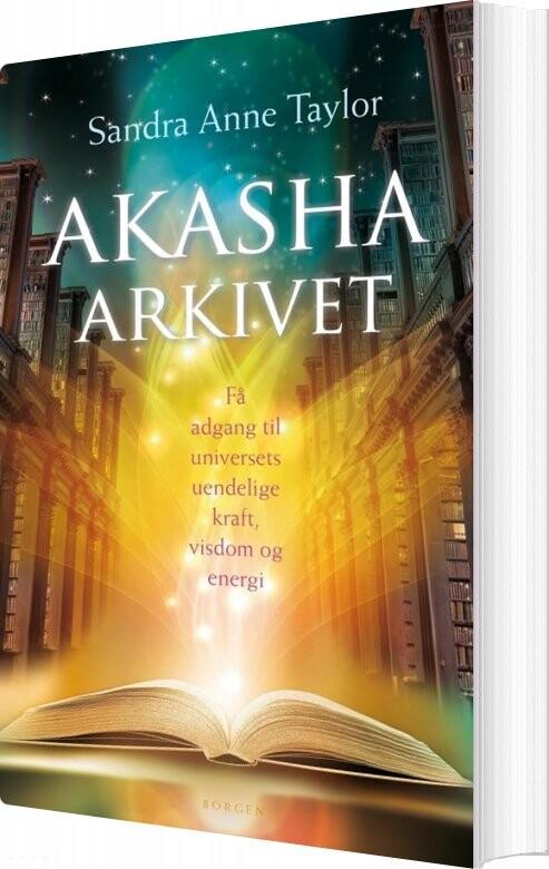 Image of   Akasha-arkivet - Sandra Anne Taylor - Bog