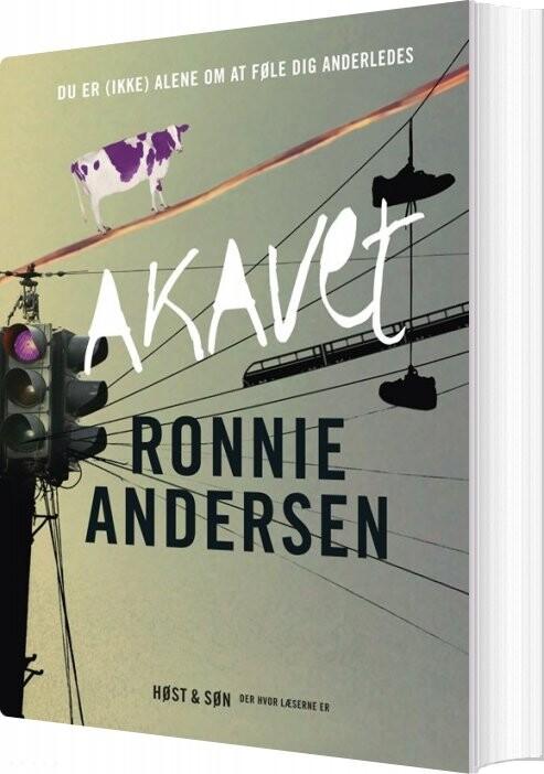 Image of   Akavet - Ronnie Andersen - Bog